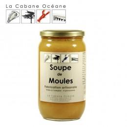 Achat Les 6 Soupes de moules