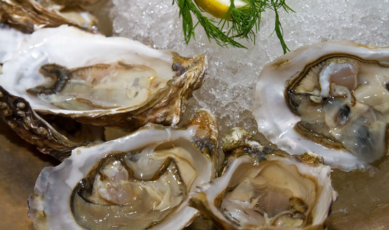 Acheter des huîtres