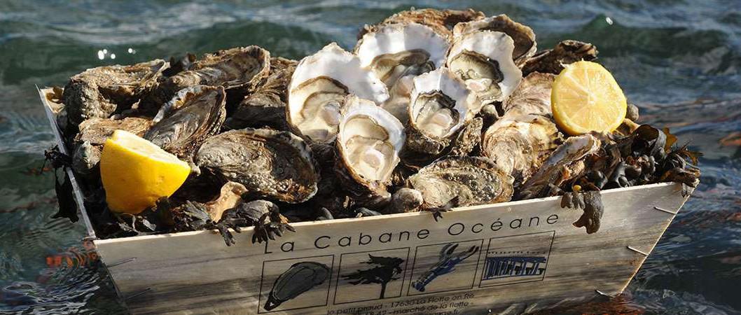 Nos huîtres, dans votre assiette en 48h